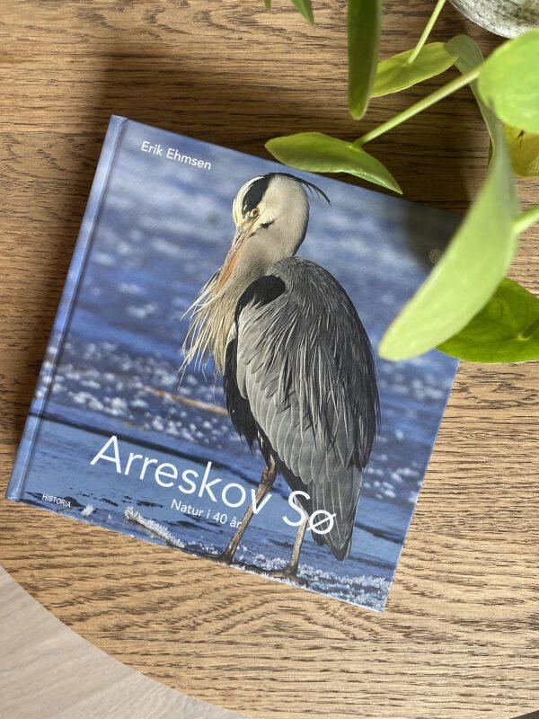 Bog om Arreskov Sø som eksempel på bog til offentlige organisationer